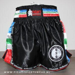 (kick)boksbroekje Groningen Fight-Sportswear