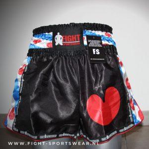 Friesland Fight-Sportswear (kick)boksbroekje