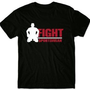 t shirt official fight sportswear